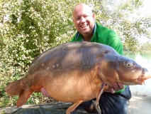 Crystal Waters Fishery - 2015 Fish