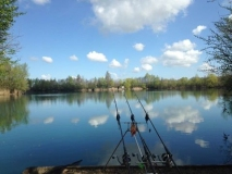 Crystal Waters Fishery 2017 - The Lake
