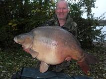 Crystal Waters Fishery - 2010 Fish