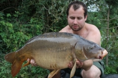 Crystal Waters Fishery - 2011 Fish