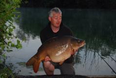 Ian Haylett 2015 - 46.2lb, 41.10lb, 30lb, and 2 x 20s