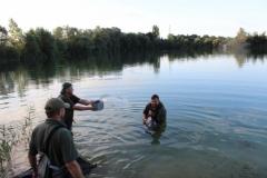 New 69lb Lake Record caught by Stu Hulse